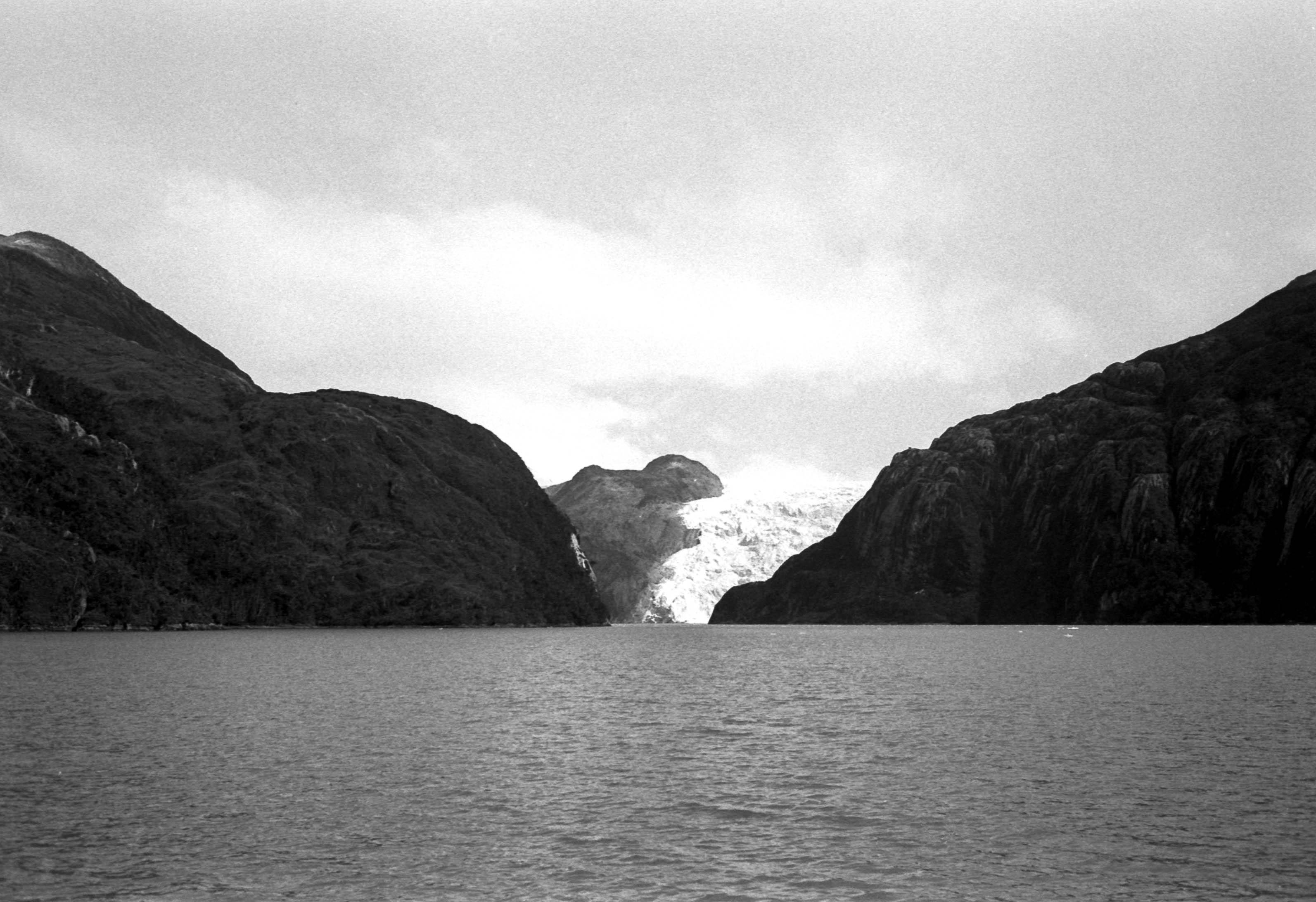 Glacier · Strait of Magellan