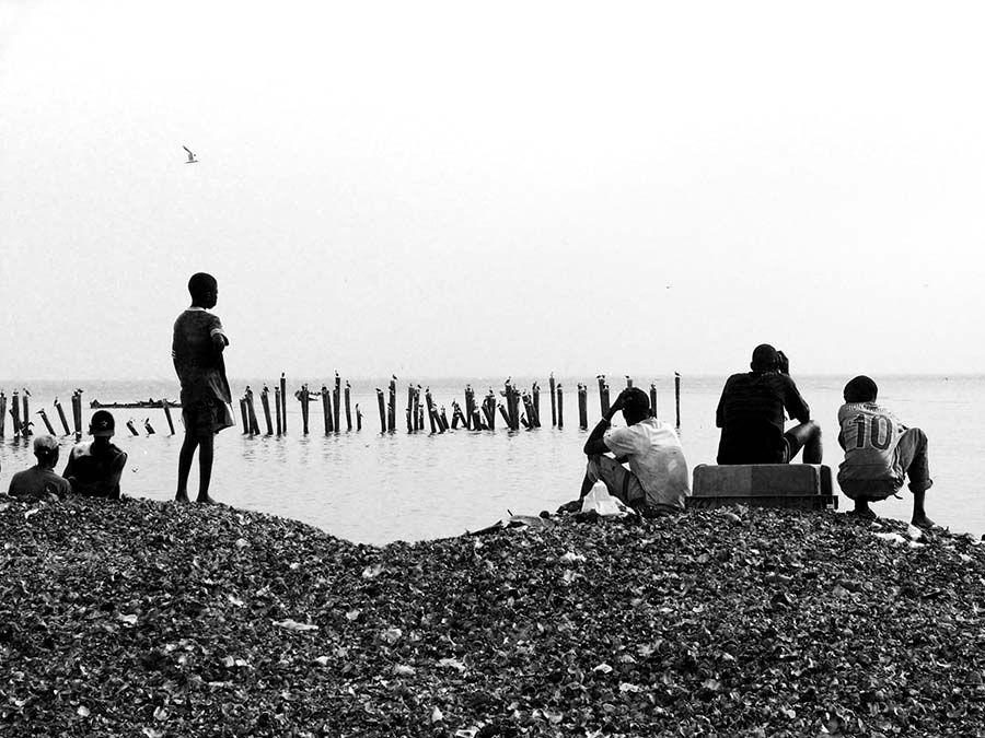 Shells · M'bour, Senegal