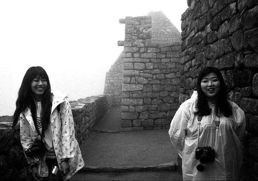 Twins or not · Machu Picchu, Perù