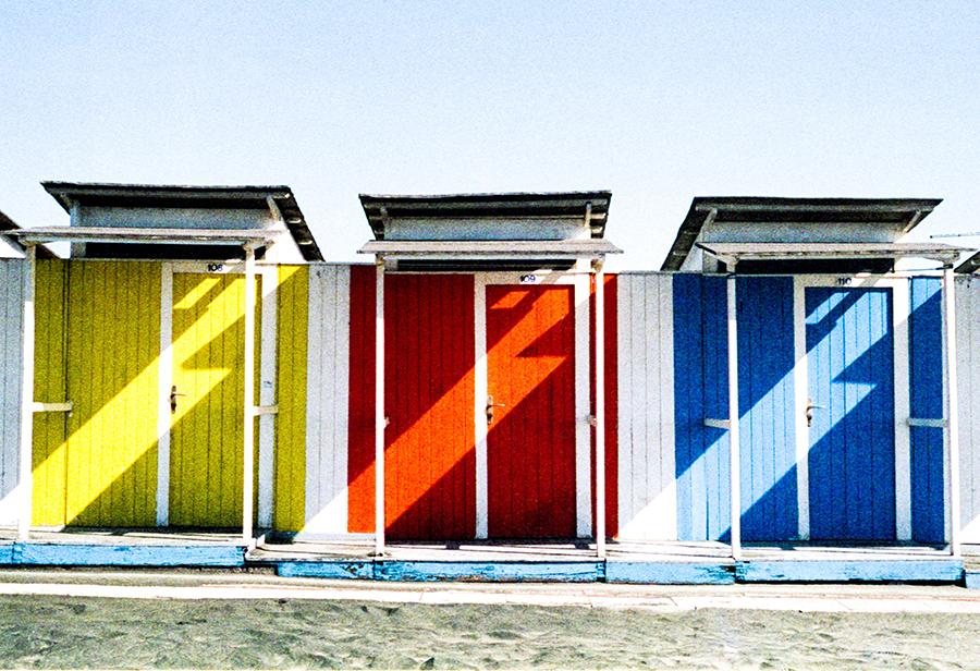 Bowie Cabins · Ostia