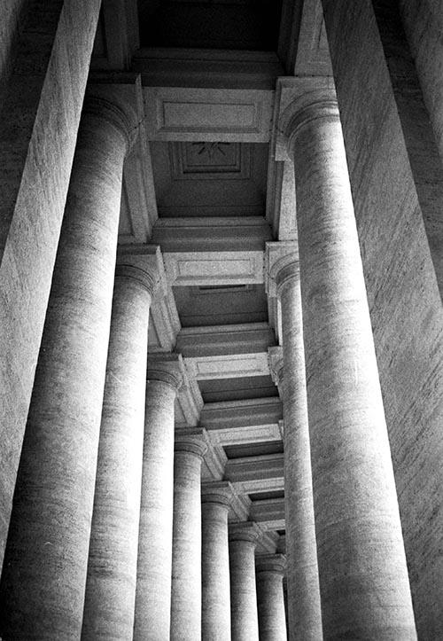 Columns · Rome