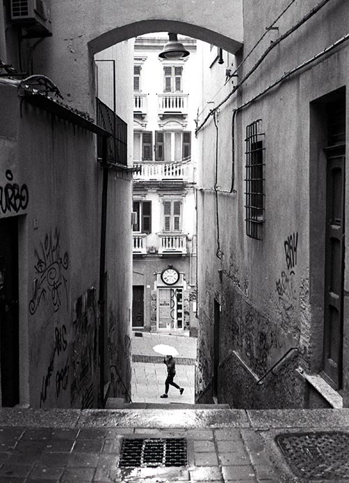 That alley · Rome