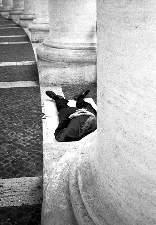Siesta 2 · Rome