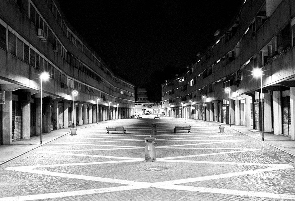 Olympic nights · Rome