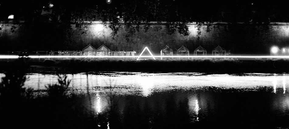 The dark side of the river · Rome